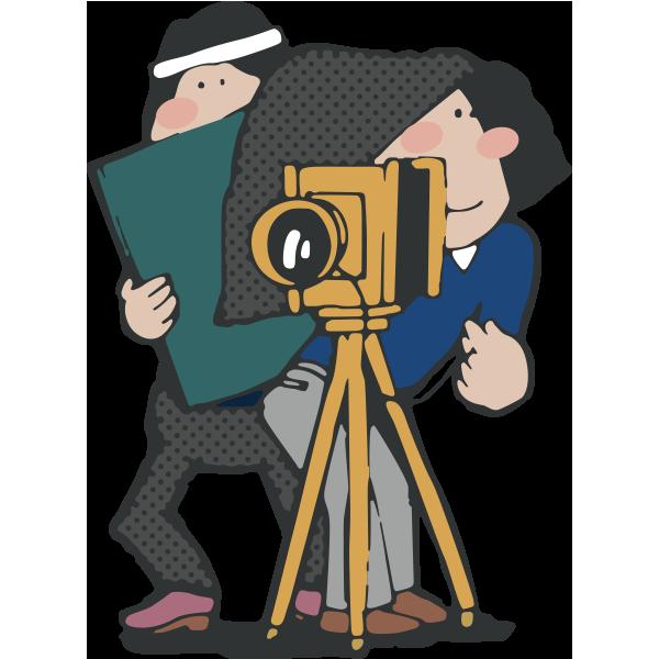 営業用としての写真、映画の撮影
