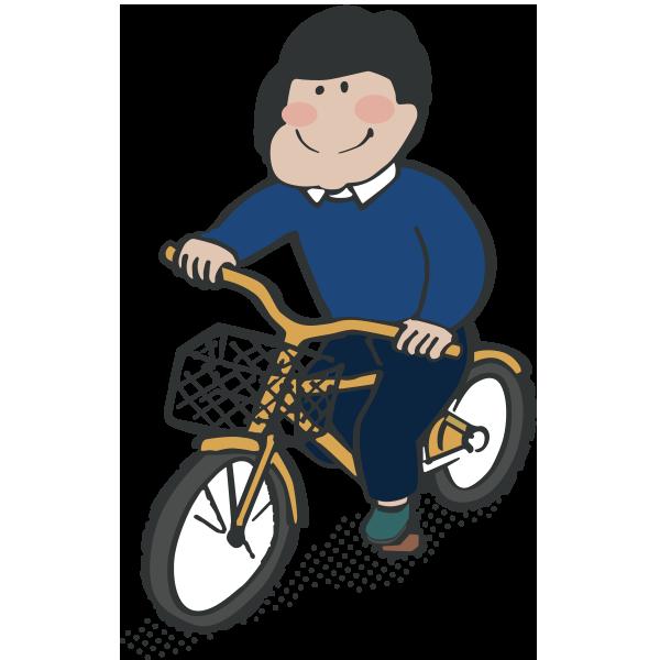 自転車、オートバイ、車の進入(電動車いす、ハンドル型電動車いす(シニアカー)を含む)